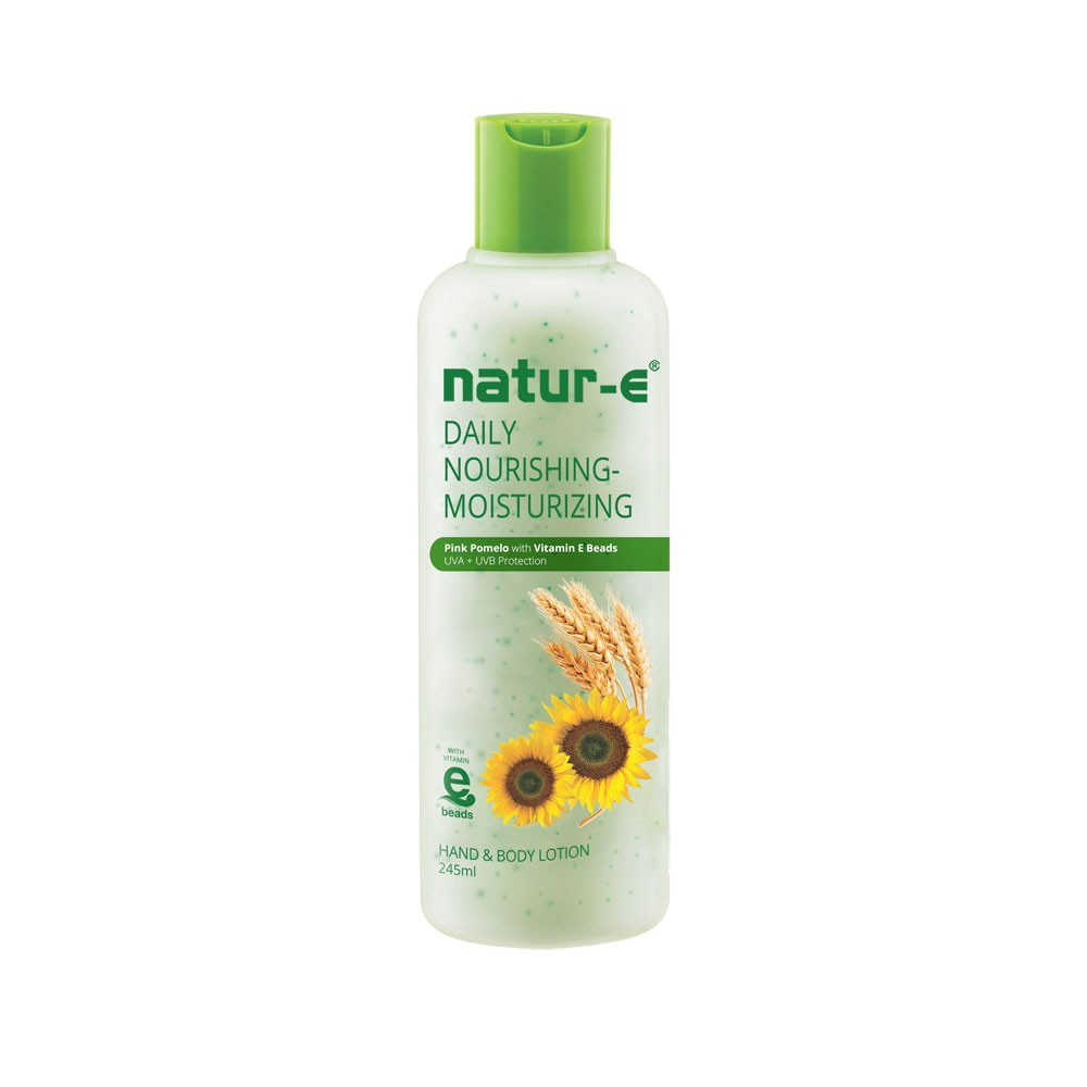 Natur E Hand & Body Lotion