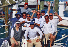 J/122 Teamwork- PHRF A Champions at Key West