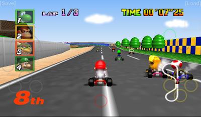 Mario Kart Z10
