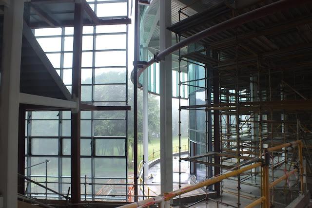 RGU Garthdee Interior