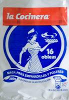 Al Caer La Media Noche: Recetas con Obleas La Cocinera