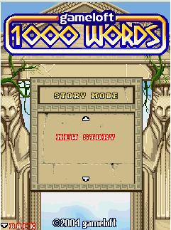1000 Words [By Gameloft] 1000W1