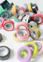 Coloring tape