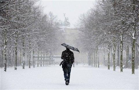 Những bài thơ tình buồn mùa Đông cô đơn, lạnh giá