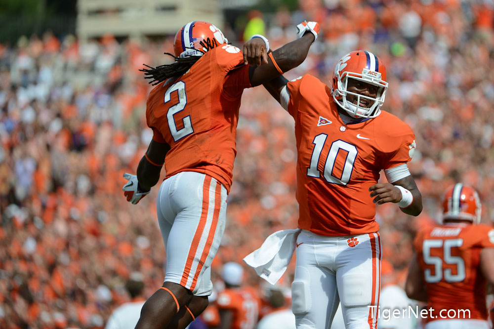 Clemson vs. Furman Photos - 2012, Football, Furman, Sammy Watkins, Tajh Boyd