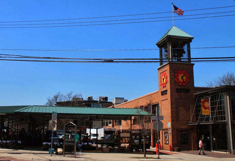 Ann Arbor - Mercado dos fazendeiros