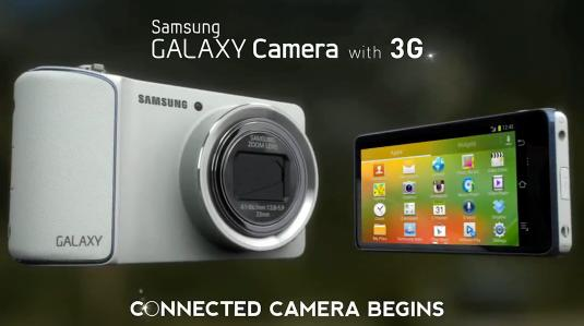 "Samsung GALAXY Camera Official ""Freedom"" Commercial"
