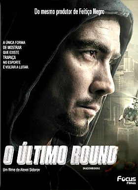 Filme Poster O Último Round DVDRip XviD Dual Audio & RMVB Dublado