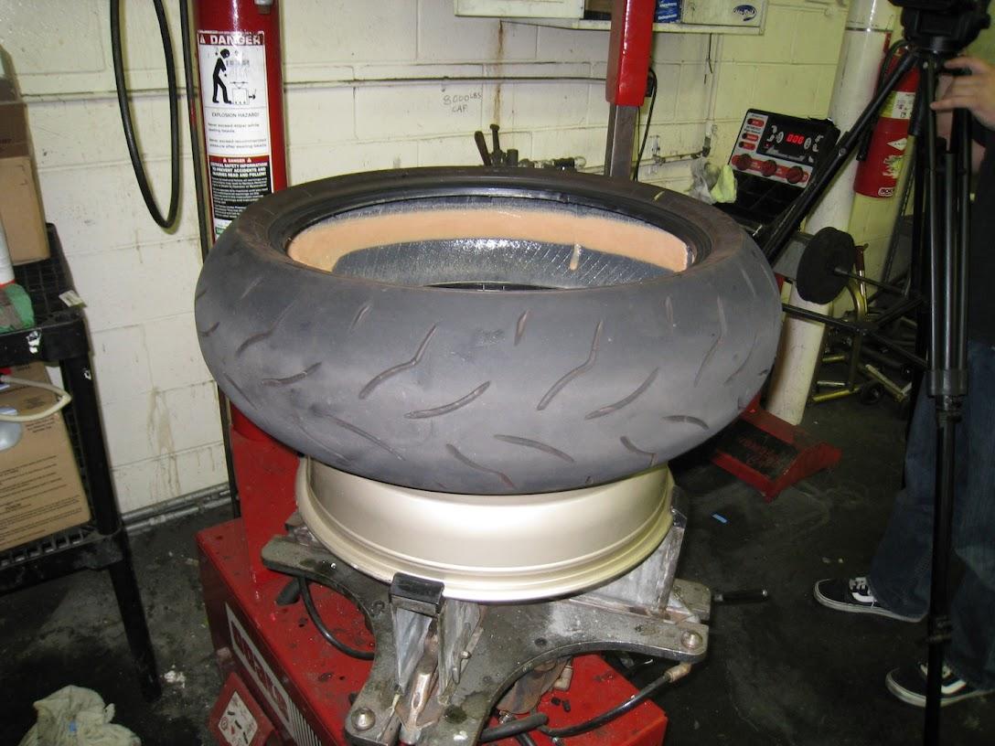Ride-On Tire Sealant