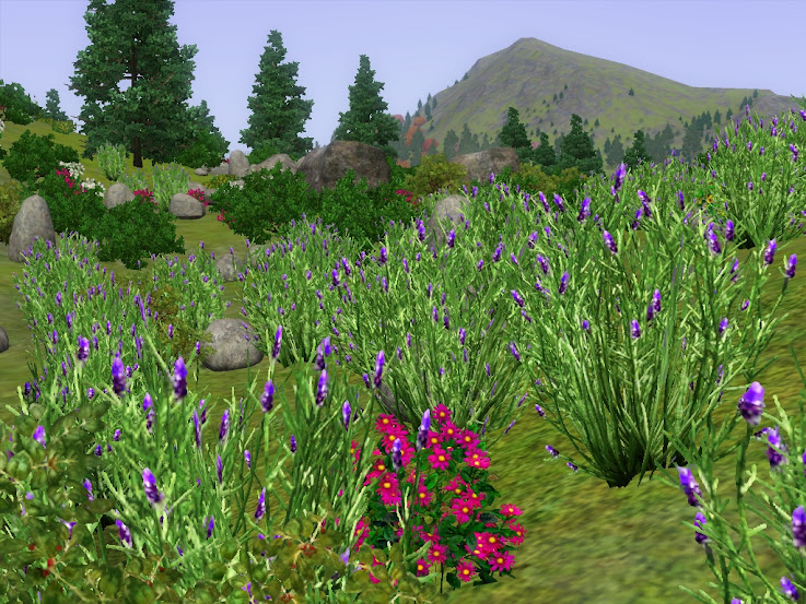 sims 3 world download mountain