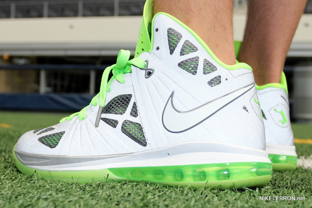 lebron 8 dunkman. nike lebron 8 ps dunkman sample with matte finish lebron