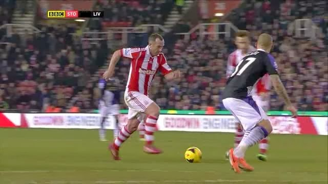 Adam, Stoke City - Liverpool