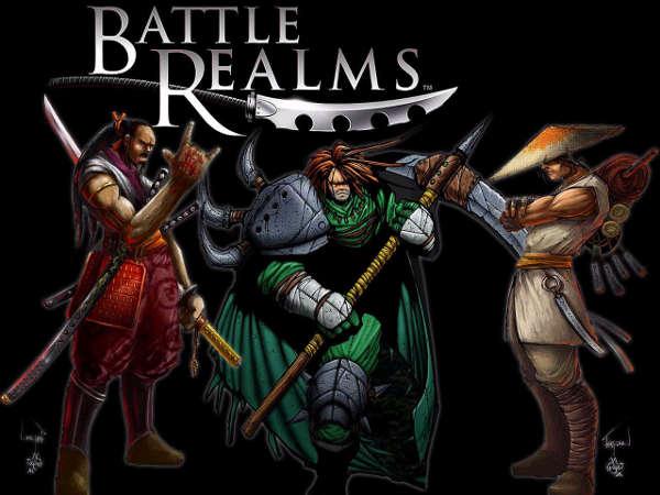 Huyền thoại game chiến thuật Battle Realms