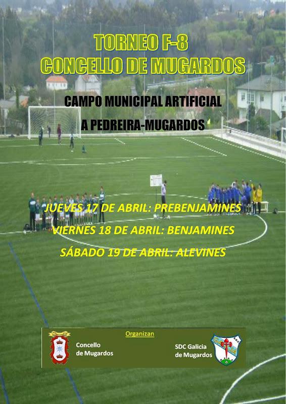 II Torneo Concello de Mugardos de F-8.