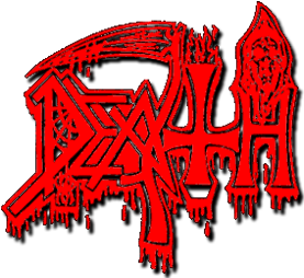 biografia logo DEATH