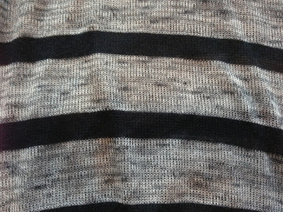 Primark Striped Grey Jumper