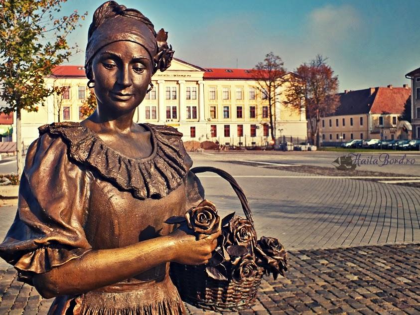 statuie cetatea alba iulia