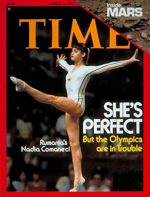 Nadia Comaneci, The Queen of Gymnastics