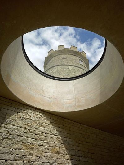 Дом в старой башне