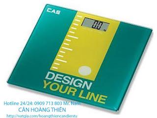 Cân sức khỏe CAS HE-27