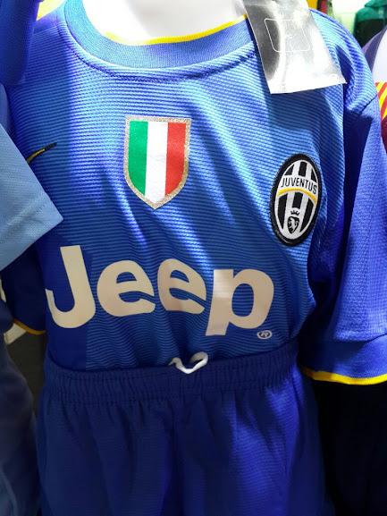 Jual Jersey Anak Juventus Away Terbaru 2014-2015
