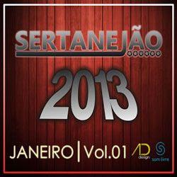 Download – CD Sertanejão Vol.1 – Janeiro 2013