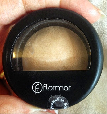 Flormar Matte Terracotta Eye Shadow