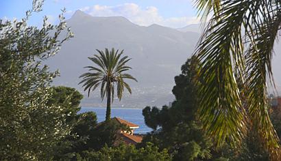 Sizilien - Berge und Meer - Blick auf den Golf von Termini Imerese und das Naturschutzgebiet Pizzo Cane