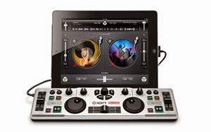 DJ System- iPad- iPhone and iPod touch (Catalog Category: Audio/Video/Electronics / iPod Docks and Accessories)