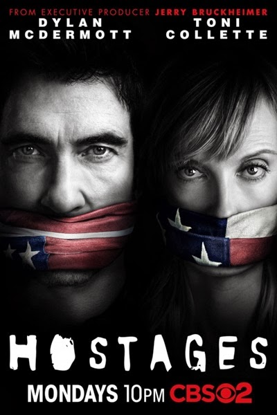 Serie Poster Hostages S01E03 HDTV XviD & RMVB Legendado