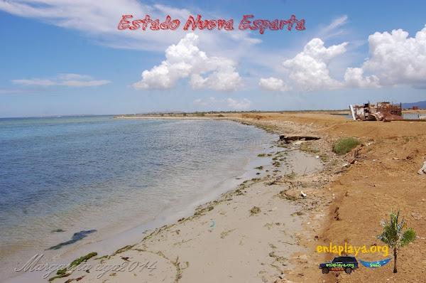 Playa VLR139 NE139, Estado Nueva Esparta, Municipio Garcia