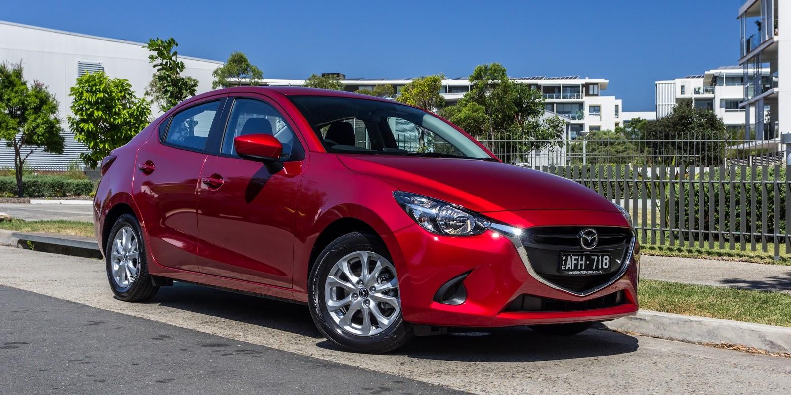 Mazda 2 2016 là một chiếc xe rất bình dân & thể thao