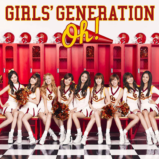 "[Album] SNSD ""Oh! & All My Love Is For You"" (Japanese) Download"