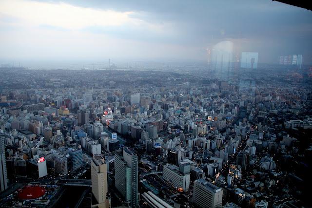 日本 橫濱 橫濱地標大廈 夜景