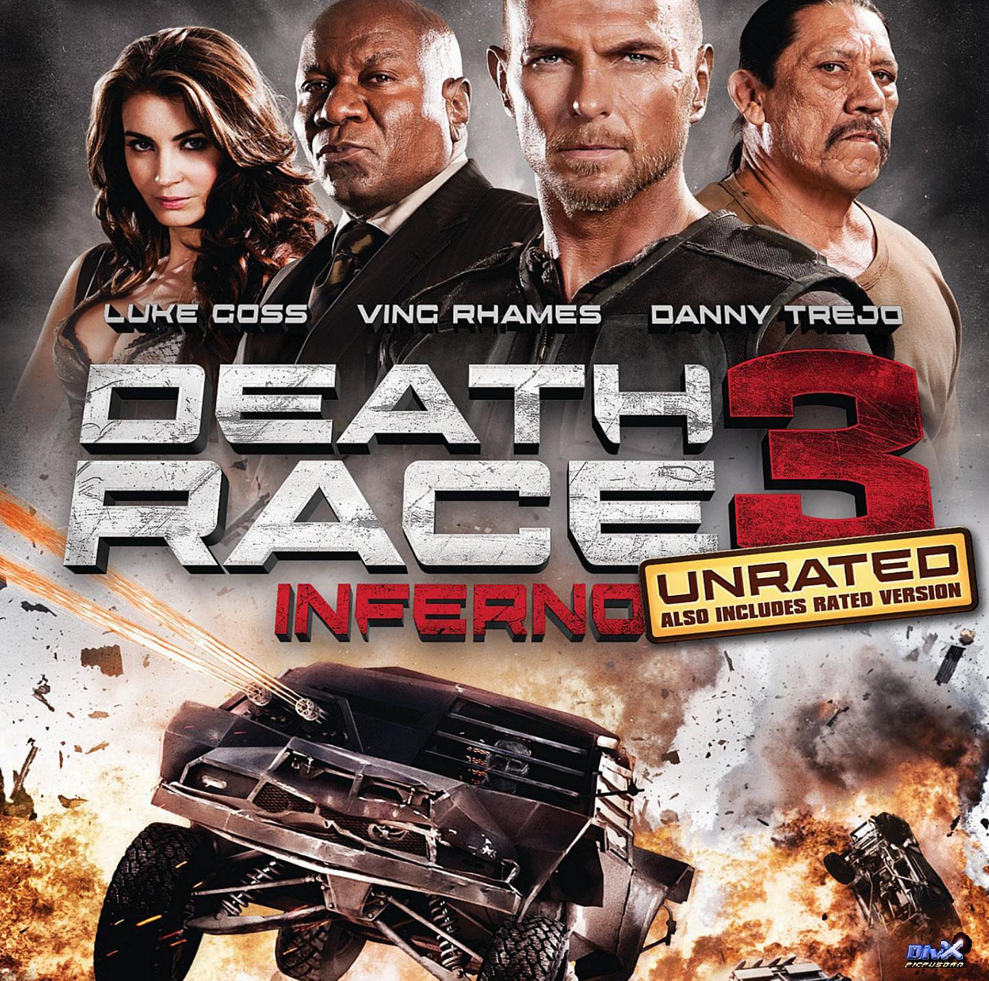 Cuộc Đua Tử Thần 3: Hỏa Ngục - Death Race 3: Inferno
