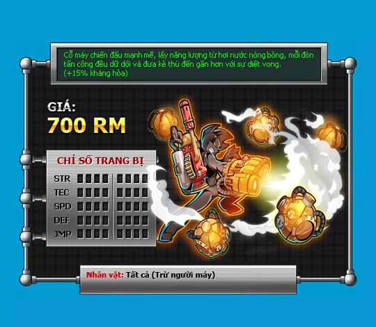 Bá Vương ra mắt phiên bản mới Đại Chiến 4