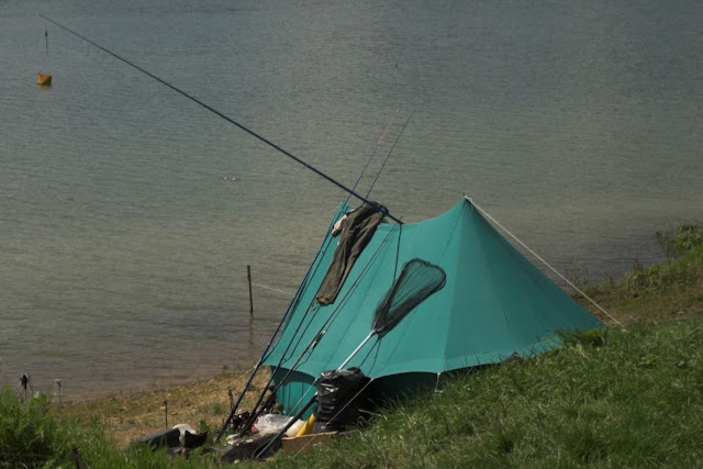 Bóbrka, Jezioro Myczkowieckie, wędkarstwo
