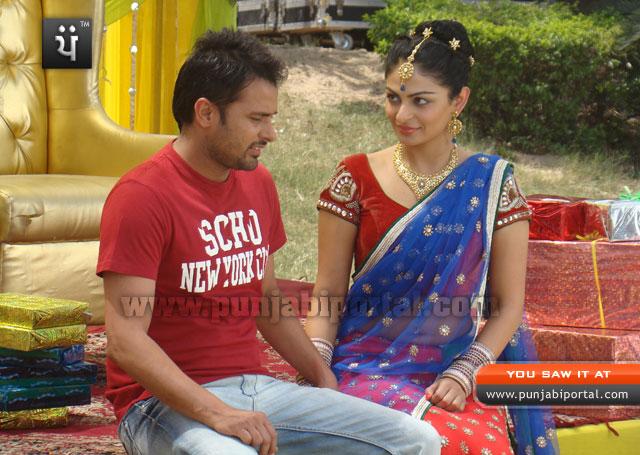 Sadi Love Story Punjabi Movie Neeru Bajwa Amrinder Gill