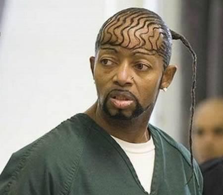 Buồn cười với những kiểu đầu tóc ấn tượng, độc đáo