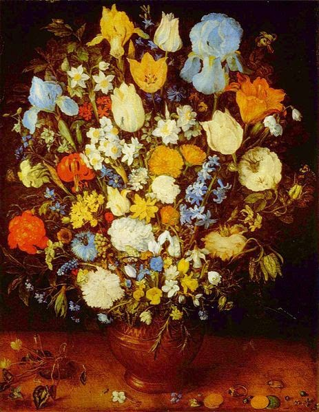 Bouquet by Jan Brueghel the Elder