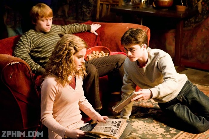 Ảnh trong phim Harry Potter Và Hoàng Tử Lai - Harry Potter and the Half-Blood Prince 2