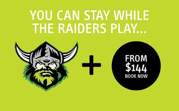 raiders package
