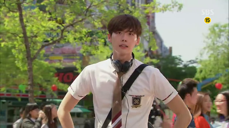 Lee Jong Suk as Park Soo Ha in I Hear Your Voice Korean DramaLee Jong Suk I Hear Your Voice