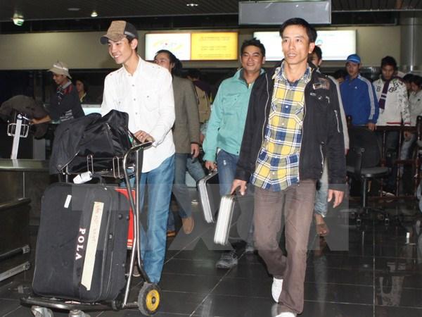 Hơn 33.600 lao động Việt Nam đi làm việc ở nước ngoài trong 4 tháng