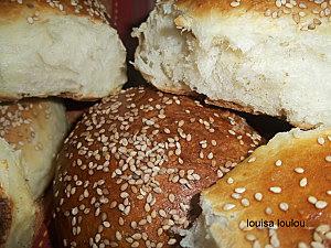 Le pain sans effort - recette indexée dans les Divers