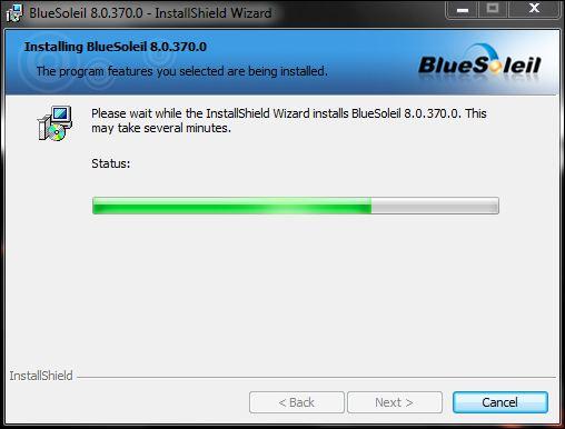 টিঊনার সফটয়ার ডাঊনলোড সিরিজ – দুই/ IVT BlueSoleil 8.0.370.0