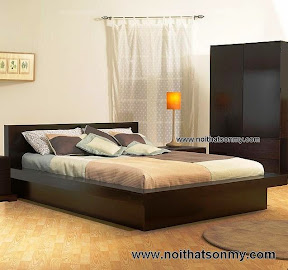 Bộ giường ngủ gỗ đẹp