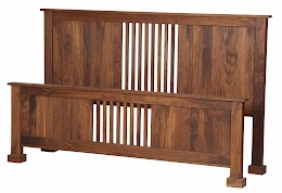 Hillside Bed Frame
