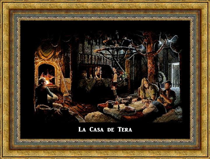 La Casa de Tera (Ciudad de Röx) CasaTera