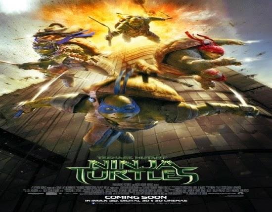 مشاهدة فيلم Teenage Mutant Ninja Turtles مترجم اون لاين